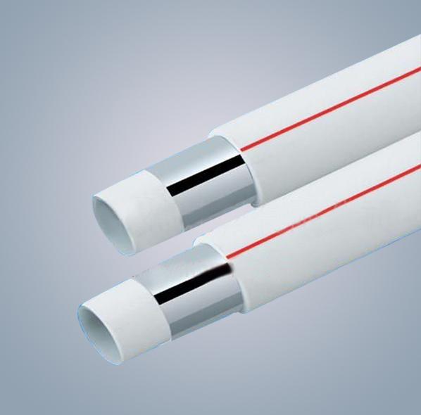 Армированные алюминием полипропиленовые трубы (PPR-AL-PPR)