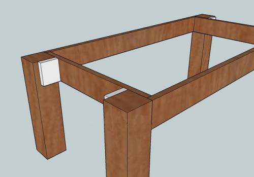 Как сделать своими руками маленький столик