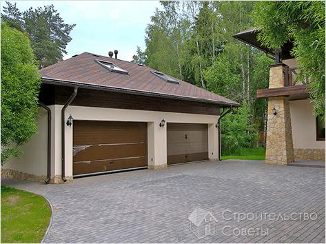 Сколько обойдется построить гараж