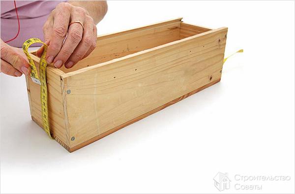 Деревянные ящик сделать своими руками 18