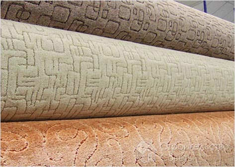 Замеры при приобретении ковролина